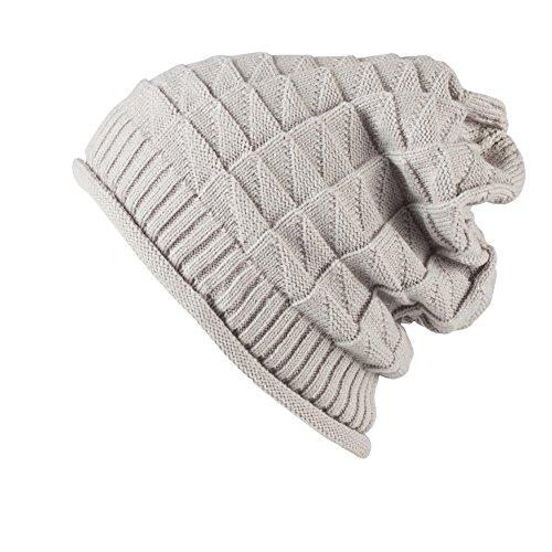 de combados gorros croché Style de patrón 02 de montaña con punto Colección de flexibles IZ4wvcx