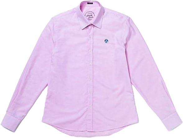 NORTH SAILS Camisa Oxford Slim Rosa Hombre XXL Light Pink: Amazon.es: Ropa y accesorios