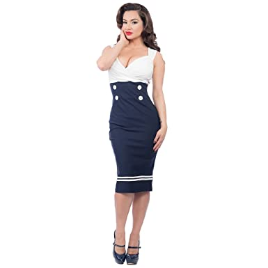 another chance the cheapest later Steady Clothing Vintage Robe Crayon - Set Sail Diva Dress ...