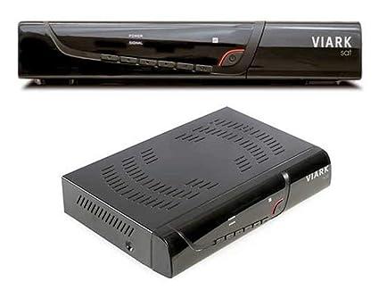 Kit DIGITALIA Receptor VIARK Sat con WiFi + Cable HDMI+ USB ...
