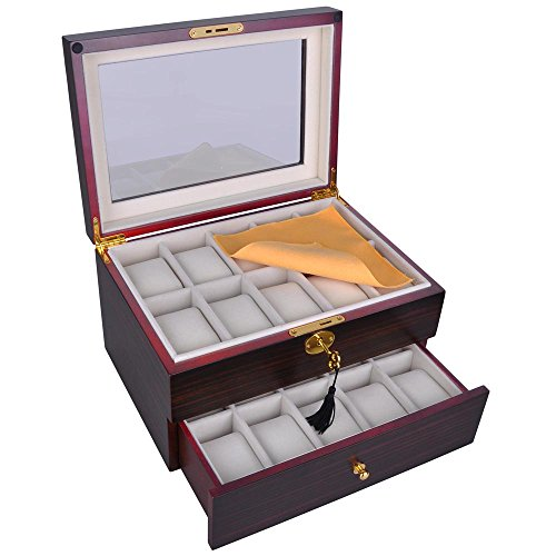 Yescom Display Jewelry Collection Organizer