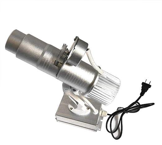 Proyector de luz LED de 20 W con logo de publicidad Gobo ...
