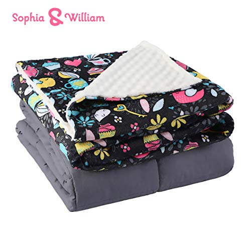 Cheap Sophia&William Weighted Blanket 36