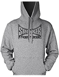 Old English Logo Traing Gym Hoodie Hooded Jumper Tapout Wwe Ufc Boxing W