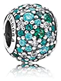 Pandora 791261mczmx Ocean Mosaic Pave Charm