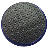 Royal Blue Frame/Black Diamond Pad by Bucket Lidz