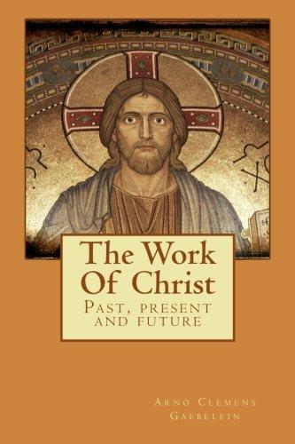 The Work Of Christ pdf epub