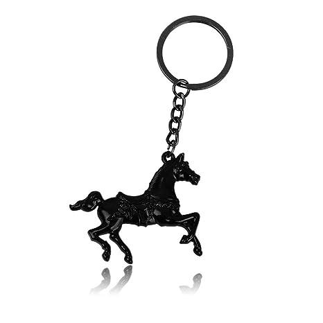 New Little Horse Keychain Key Ring Bag Pendant Gift Present