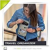 Lewis N. Clark RFID Blocking Stash Wallet, Travel
