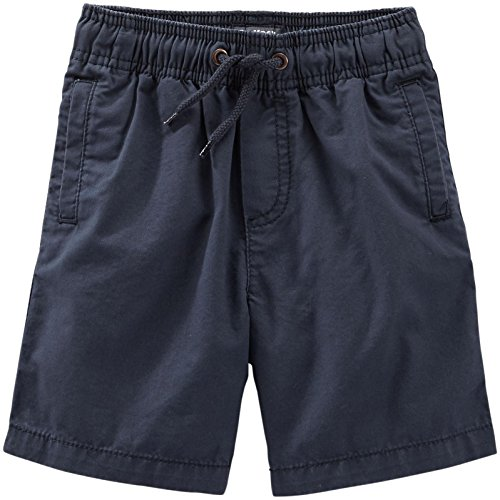 OshKosh B'gosh Woven Short, Navy, 6
