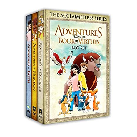 watch adventures from the book of virtues episodes