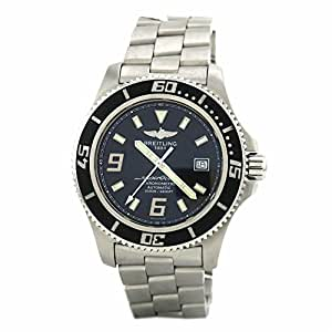 Breitling Super Ocean swiss-automatic mens Watch A17391 (Certified Pre-owned)