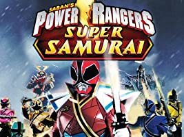 Power Rangers Super Samurai - Season 1