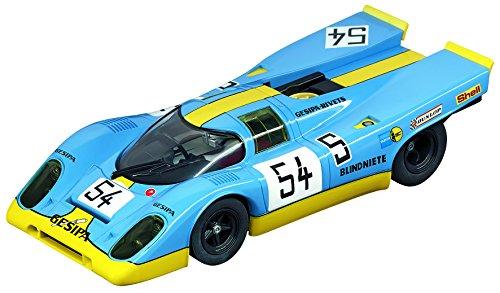 (Carrera 30791 Digital 132 Slot Car Racing Vehicle - Porsche 917K Gesipa Racing Team, No.54 - (1:32 Scale))