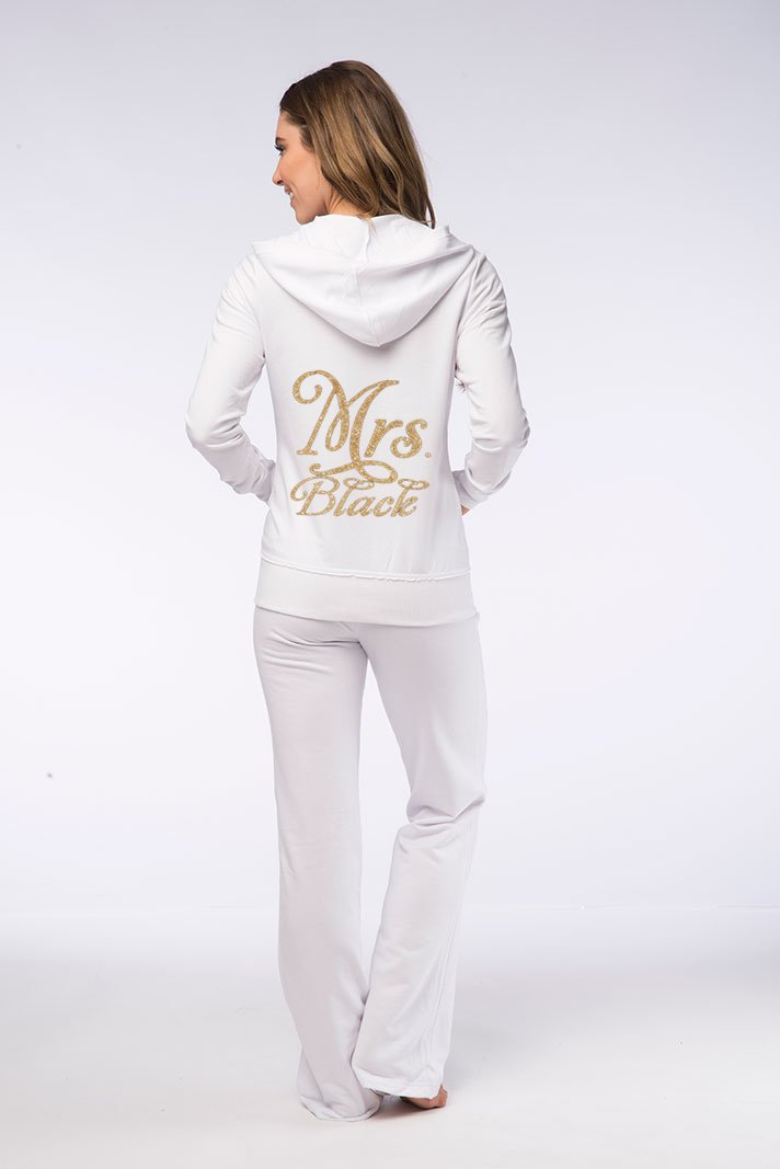 Personalized Bridal Jumpsuit