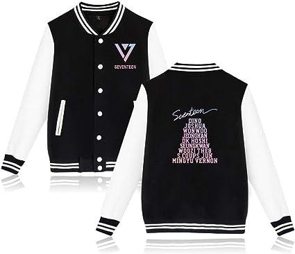 Qaedtls Kpop Seventeen Album Hoodie Sweatshirt Woozi Wonwoo Mingyu Sweater Pullover