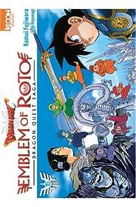Dragon Quest, Emblem of Roto, tome 15 par Kamui Fujiwara