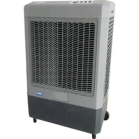 Hessaire MC61M 5,300 CFM 3-Speed Portable Evaporative Cooler (Evaporative Cooler Portable)