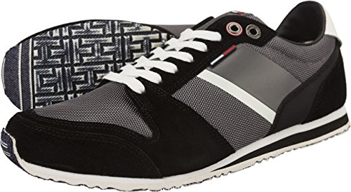 Tommy Hilfiger Sprint 2C1 904 Herren Sneaker (Black)