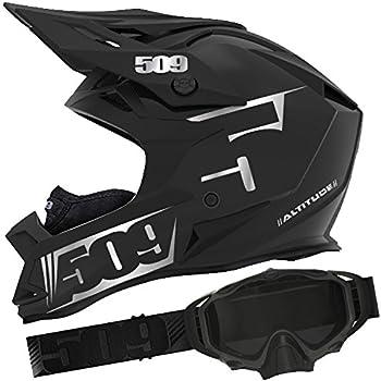 509 Stealth Bomber Helmet Goggle Combo (LG)