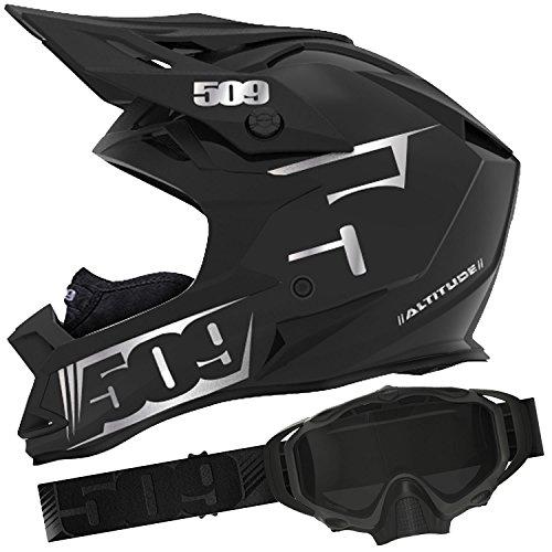 509 Stealth Bomber Helmet Goggle Combo - Helmet 16 Snowmobile