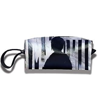 Amazon.com: Bolsas de cosméticos de viaje para mujer, bolsa ...