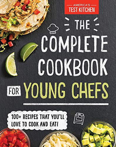 The Complete Cookbook for Young Chefs (Kds 8 Christmas)