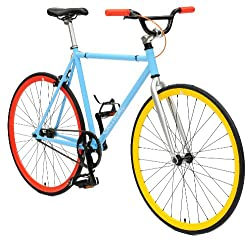 Critical Cycles Fixie 1204