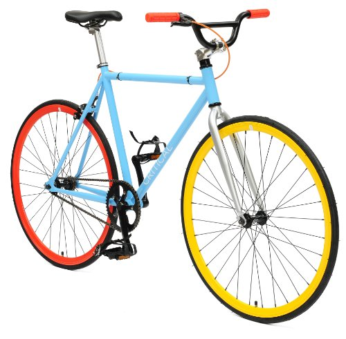 3.Critical Cycles Fixed Gear Single Speed Fixie Urban Road Bike