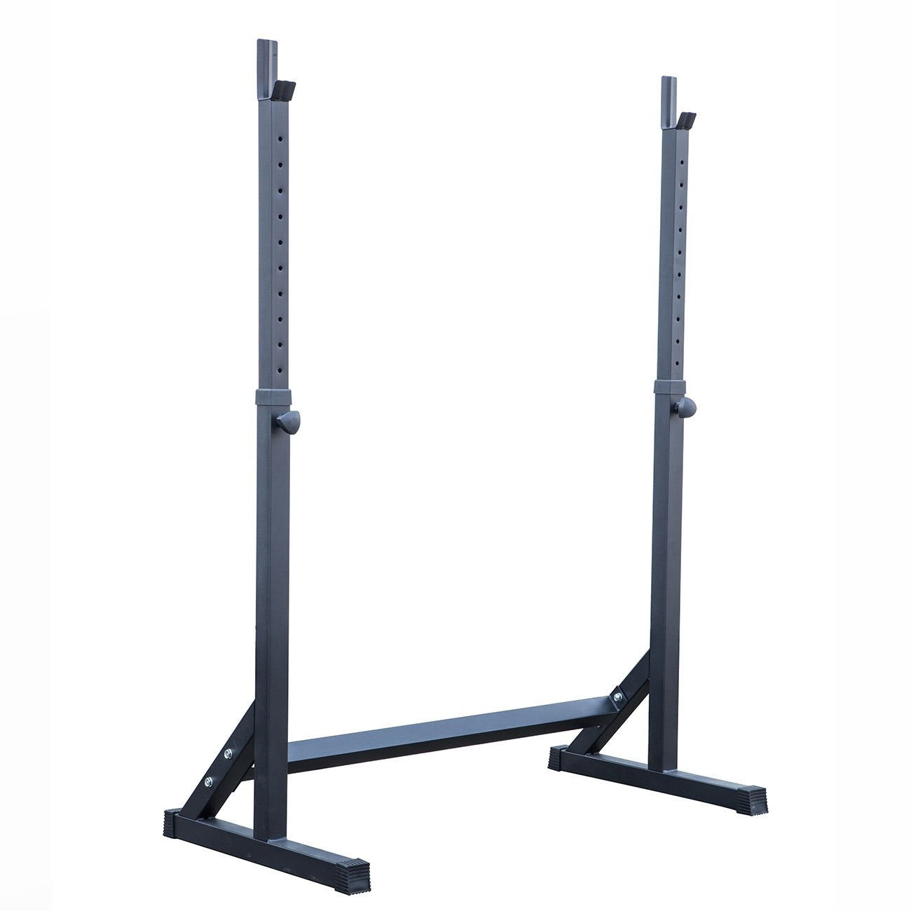 Adjustable Squat Rack Stand Barball Free Press Bench Equipment Training Crossfit