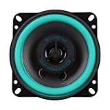 """SODIAL(R) Magnetic Base Dual Cone Mounting Car Auto Sound Audio Speaker 4"""" Dia"""