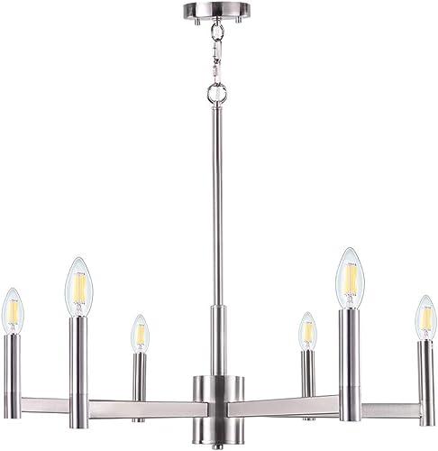 Wellmet Modern Ceiling Pendant Chandelier Light