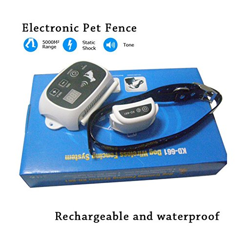 Dog Zone Wireless Radio Frequency Dog Fence Containment