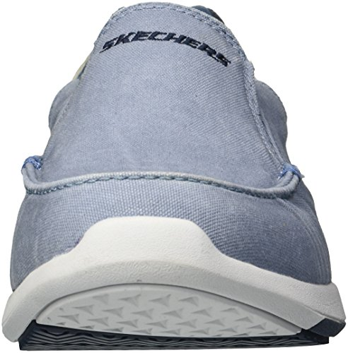 Skechers Heren Relaxed Fit-elent-olution Bootschoen Blauw