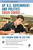 img - for AP U.S. Government and Politics Crash Course (text only) by L. S. Krieger book / textbook / text book