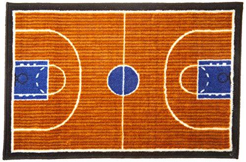 - LA Rug Basketball Court Rug 19