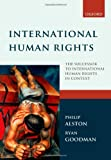 International Human Rights, Philip Alston and Ryan Goodman, 0199578729