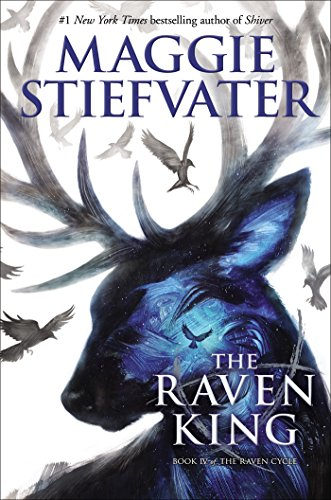 The Raven King (The Raven Cycle, Book 4)