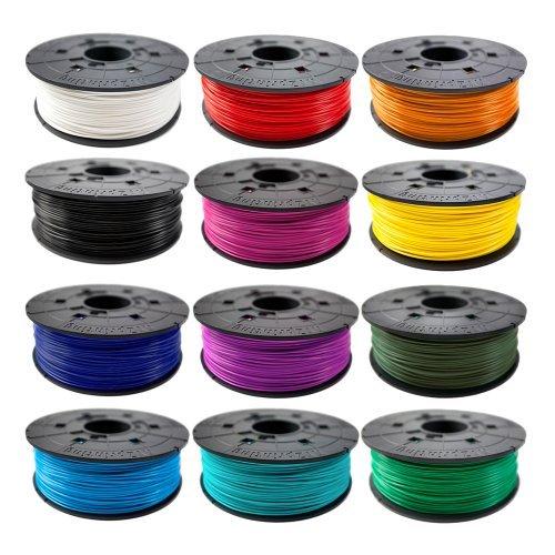 XYZ Printing 3DP01XY1M1B Cartouche de Filament en ABS Diamètre 175 mm 600 g