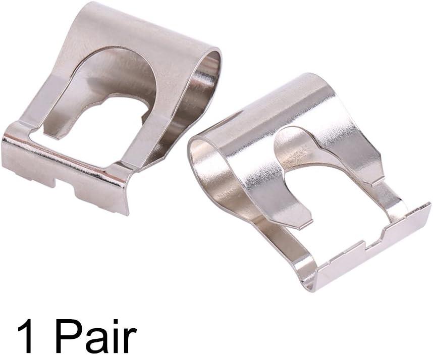 1 paio parabrezza tergicristallo tiranteria clip bracci tergicristallo clip di riparazione KIt tiranteria motore clip di riparazione