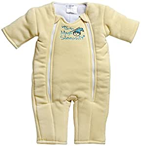 dd28ab61e Amazon.com: Baby Merlin's Magic Sleepsuit Microfleece - Yellow - 3-6 ...