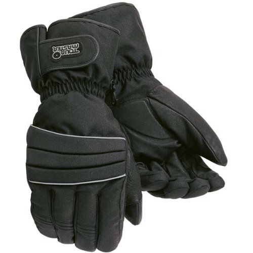 Tour Master Cold-Tex Gloves - - Black Gloves Tex Cold
