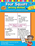 Four Square Writing Method Grades 4-6 w/ Enhanced CD