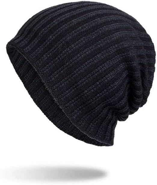 Men Women Heartbeat Soft Knit Hats