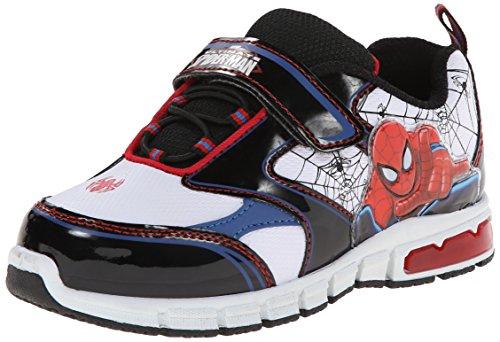 Disney Marvel Spider-Man Athletic 906 Shoe (Toddler/Little Kid), Multi, 11 M US Little Kid
