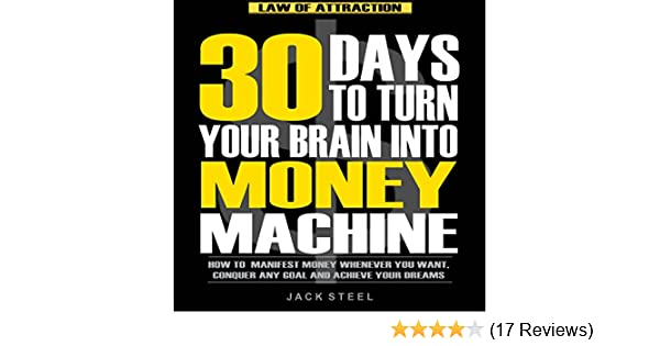 Amazon Law Of Attraction 30 Days To Turn Your Brain Into A