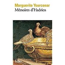 """Mémoires d'Hadrien / Carnets de notes de """"Mémoires d'Hadrien"""" (Folio)"""