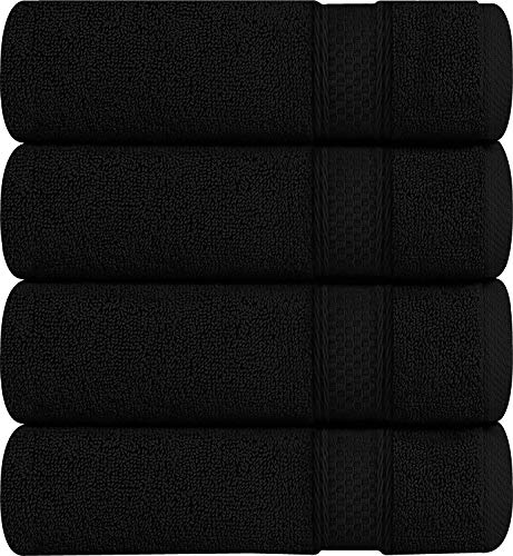Utopia Towels Luxury Bath Towels, 4 Pack, 27x54 Inch, 700 GSM Hotel Towels