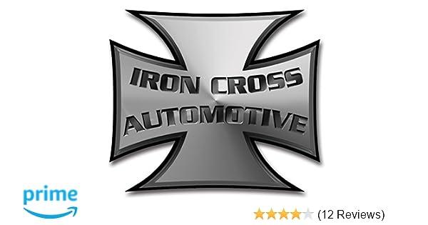 Iron Cross 99-612 HD Step Bracket Fits Ram 1500 02-08 2500//3500 03-09