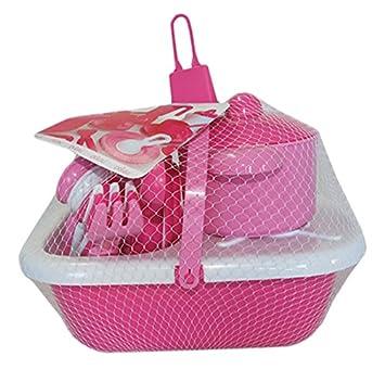 Palau Toys - Juego cesta cocina para playa con 18 accesorios (2272 ...